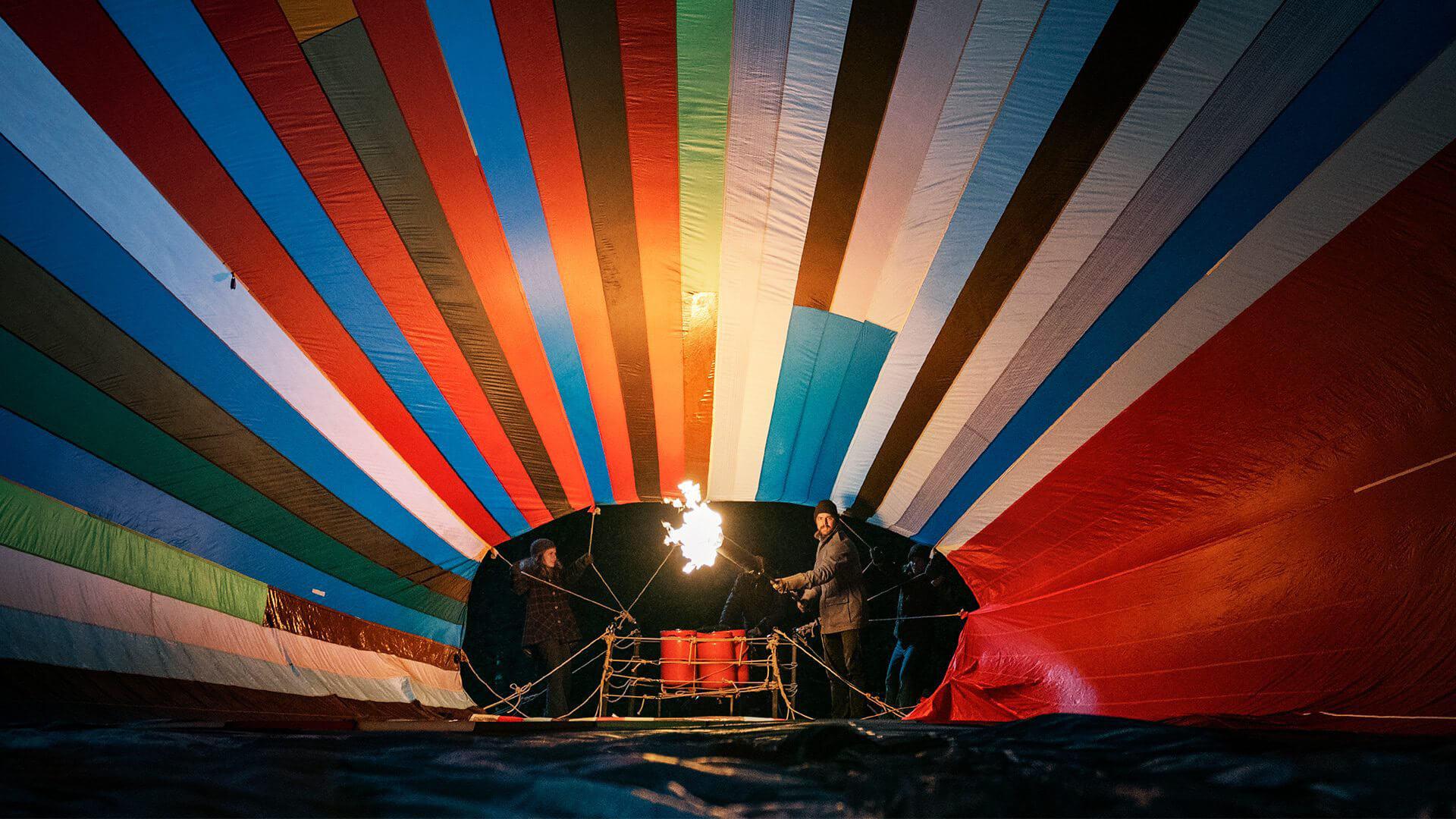 Filmuniversiteit - Ieper - Ballon